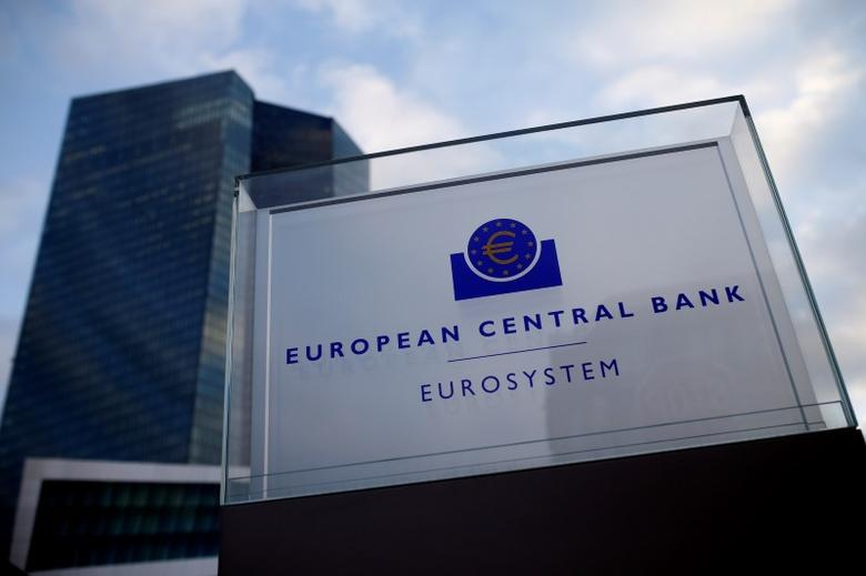 A general view of the exterior of the European Central Bank (ECB) headquarters in Frankfurt, Germany, December 3, 2015. REUTERS/Ralph Orlowski