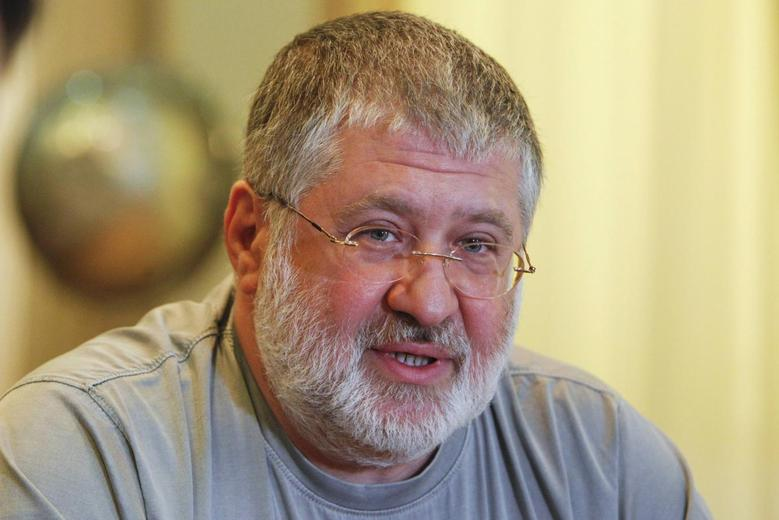 Igor Kolomoisky, billionaire and governor of the Dnipropetrovsk region speaks during an interview in Dnipropetrovsk May 24, 2014.  REUTERS/Valentyn Ogirenko