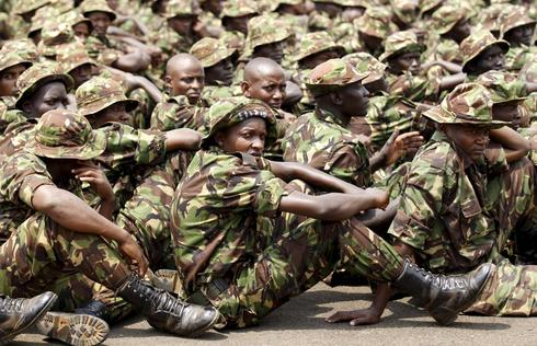 After attack, president says Kenya to remain in Somalia peace force