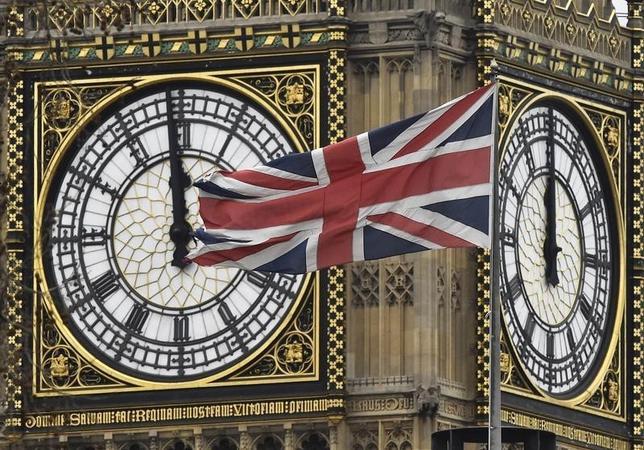 2月22日、米シティは、英国がEUから離脱する確率を30─40%に引き上げた。写真はロンドンで1日撮影(2016年 ロイター/Toby Melville)
