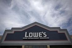 A Lowe's home improvement store is seen in Alexandria, Virginia in this file photo dated August 17, 2009. REUTERS/Jim Young