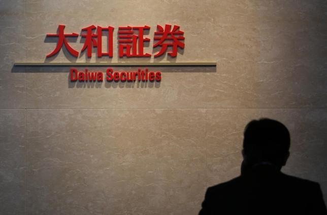 3月3日、大和証券グループ本社は、幹部人事を発表した。中田誠司専務(55)が、代表権のある執行役副社長・最高執行責任者(COO)に昇格する。2012年12月撮影(2016年 ロイター/  REUTERS/Yuriko Nakao)