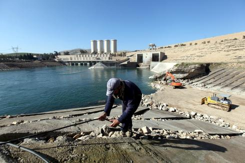 Italian engineers need two months on Mosul dam before starting repairs-ministry