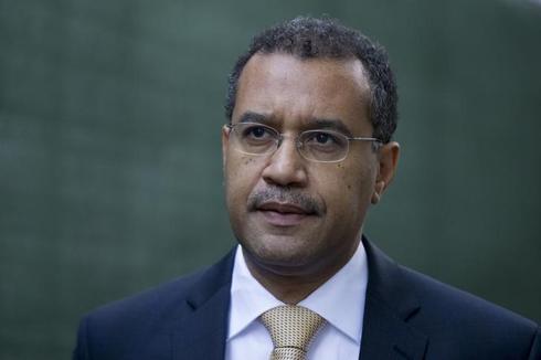 Suspended U.N. diplomat to plead guilty in U.S. bribery case