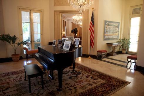 Obama's Cuba residence