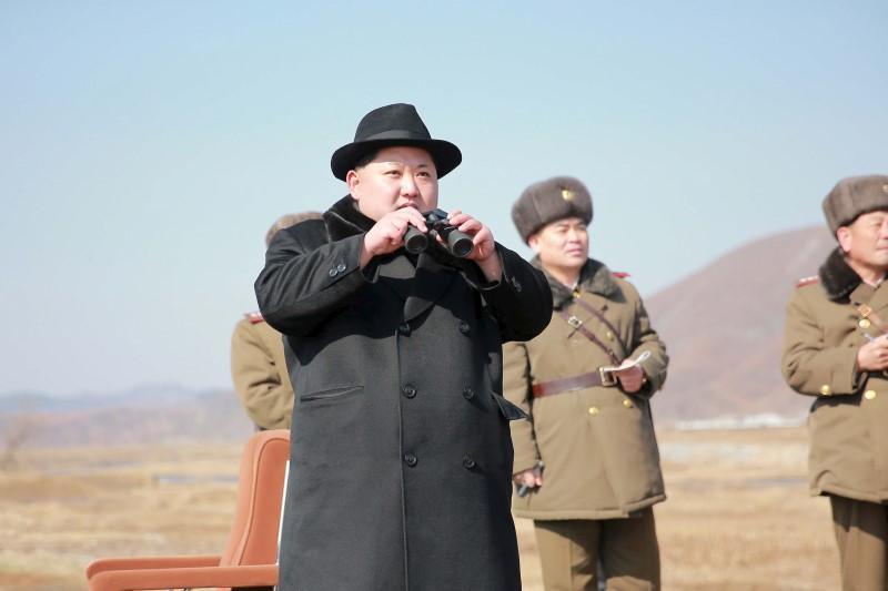 North Korea fires short-range missile along its coast