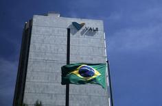 La casa matriz de la firma minera Vale SA en Río de Janeiro, dic 15, 2014. Vale SA acordó entregar su participación en la planta acerera CSA a su propietaria mayoritaria, ThyssenKrupp, por un valor simbólico, lo que permitirá a la empresa alemana estudiar la reactivación de su proceso de venta y dará espacio a la minera brasileña para enfocarse en su negocio central. REUTERS/Pilar Olivares