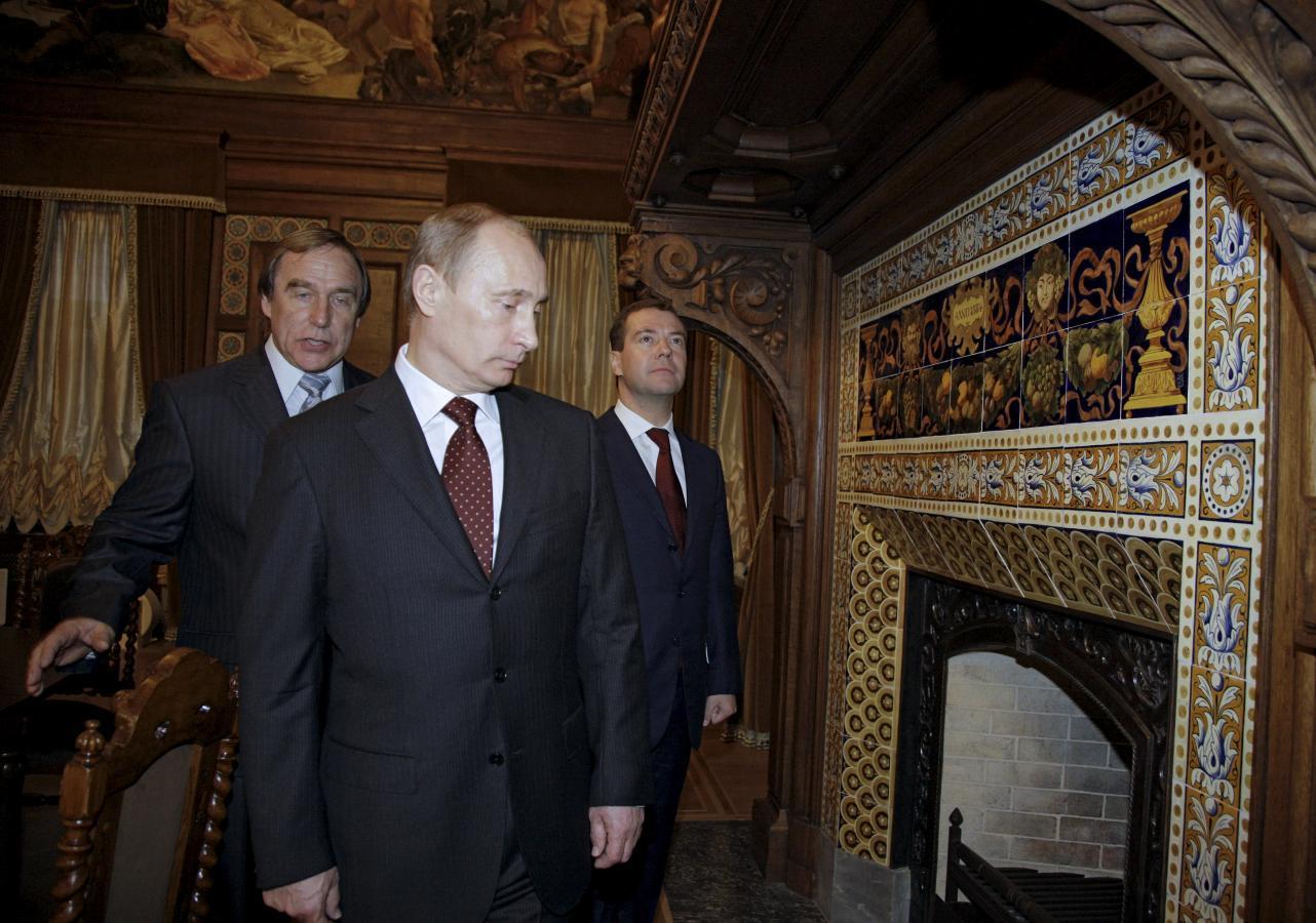俄罗斯的普京:在巴拿马发表文章的朋友没有腐败