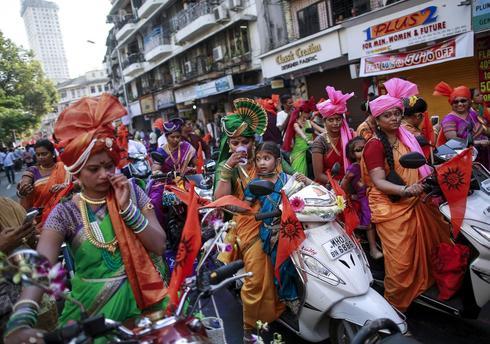Gudi Padwa festival