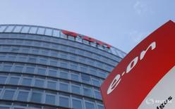 Штаб-квартира E.ON Climate and Renewables в Эссене 9 марта 2016 года. Подконтрольная немецкому E.ON российская генерирующая компания E.ON Russia увеличила производство электроэнергии на 13,1 процента до 15,5 миллиарда киловатт-часов, говорится в материалах на сайте компании. REUTERS/Ina Fassbender