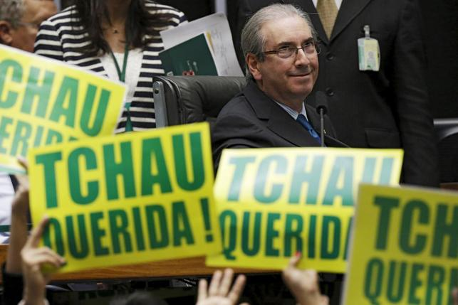 Brazil best court docket choose suspends lower house speaker Cunha