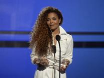 Janet Jackson accepts the Ultimate Icon Award during the 2015 BET Awards in Los Angeles, California, in this file picture taken June 28, 2015. REUTERS/Kevork Djansezian/Files