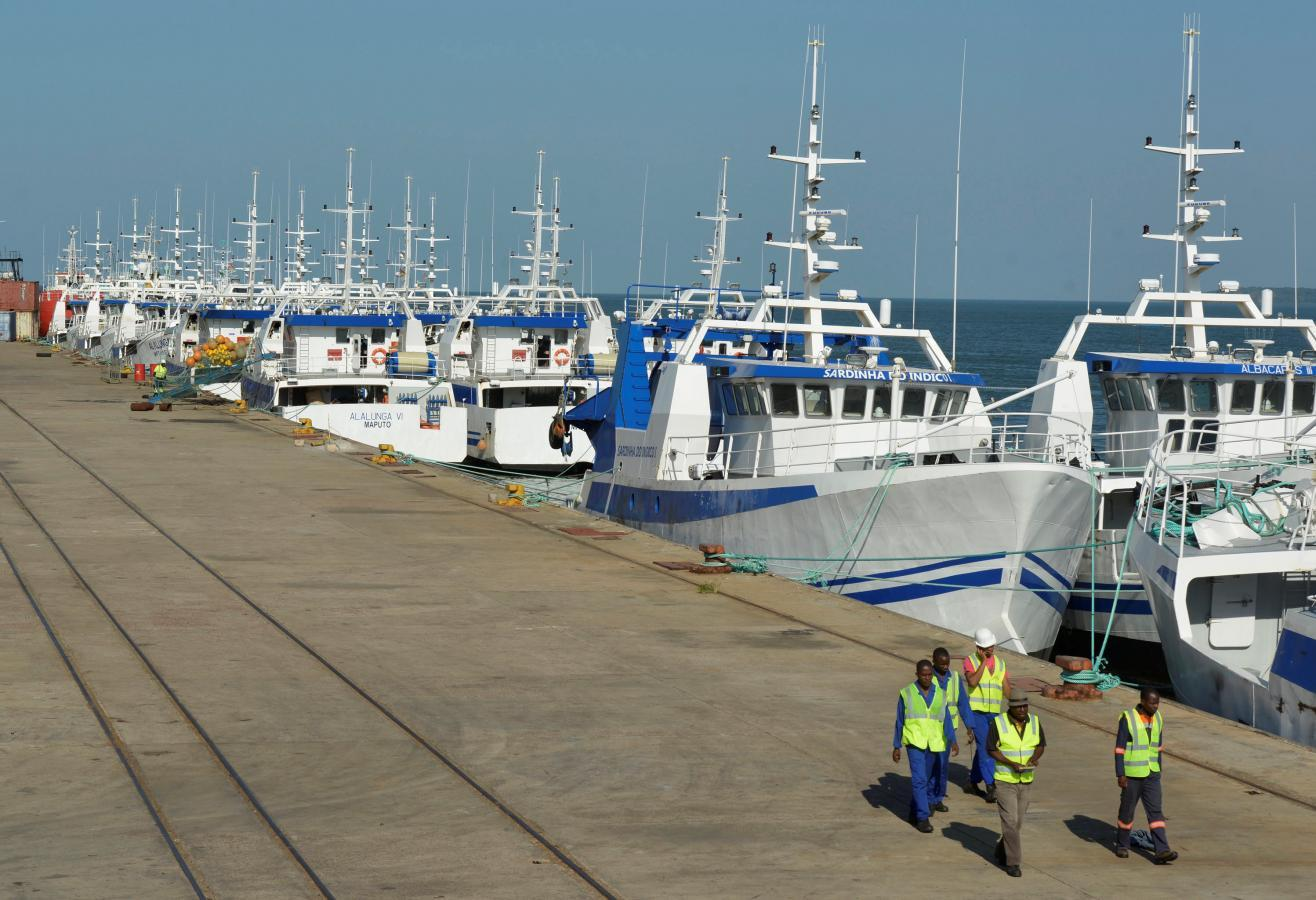Mozambique's tuna fleet rusts as an African success story
