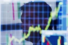 La dynamique de croissance apparaît globalement stable dans la zone OCDE et les perspectives de croissance s'améliorent dans les principales économies émergentes, selon les données publiées mercredi par l'Organisation de coopération et de développement économiques. /Photo d'archives/REUTERS/Lucas Jackson