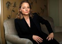 """Director Jodie Foster poses for a portrait while promoting the upcoming movie """"Money Monster"""" in Los Angeles, U.S., May 5, 2016.   REUTERS/Mario Anzuoni"""