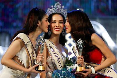 Crowning Miss Tiffany