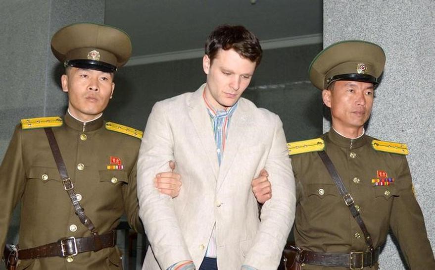 americans traveling to north korea risk 'unduly harsh sentences': u.s.