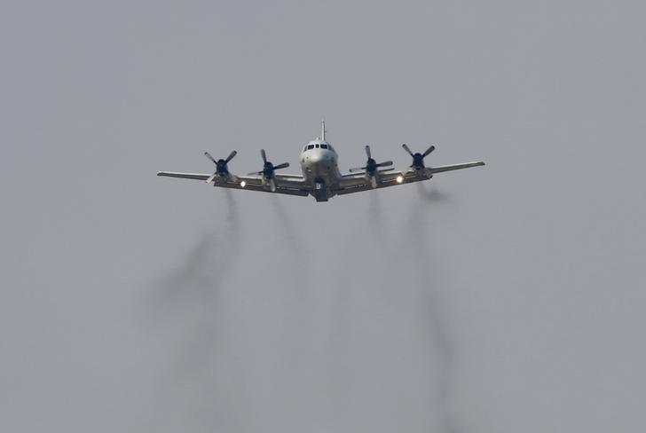 u s navy p 3 orion aircraft supporting search for egyptair plane navy