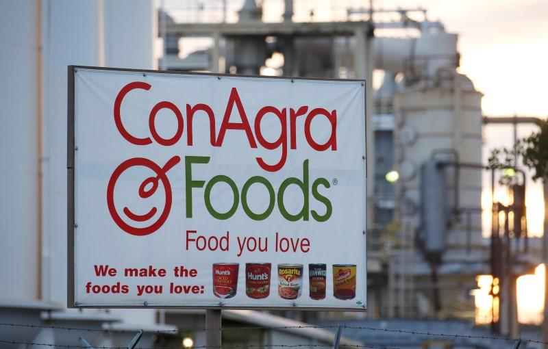 ConAgra Foods stock seen rising 30 percent: Barron's