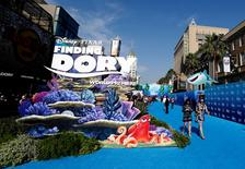 """A general view at the premiere of """"Finding Dory"""" at El Capitan theatre in Hollywood, California U.S., June 8, 2016. REUTERS/Mario Anzuoni/File Photo"""