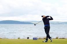 Britain Golf - Aberdeen Asset Management Scottish Open - Castle Stuart Golf Links, Inverness, Scotland - 8/7/16 Sweden's Alexander Noren during the second round Action Images via Reuters / Jason Cairnduff Livepic