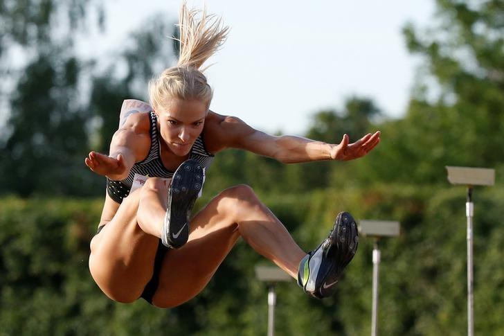 Russian jumper Klishina cleared to compete as neutral athlete