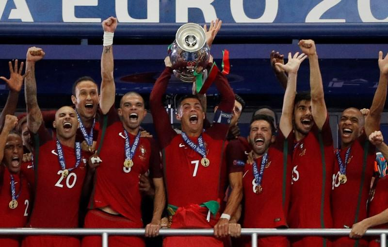 Portugal stuns France with late Eder strike in Euro final 69aa37234551f