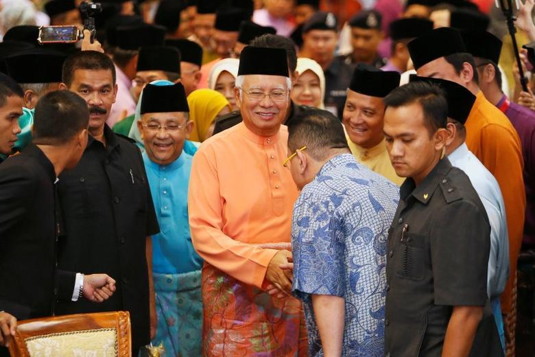 Malaysia's Najib unmoved after U S  lawsuits linked to 1MDB