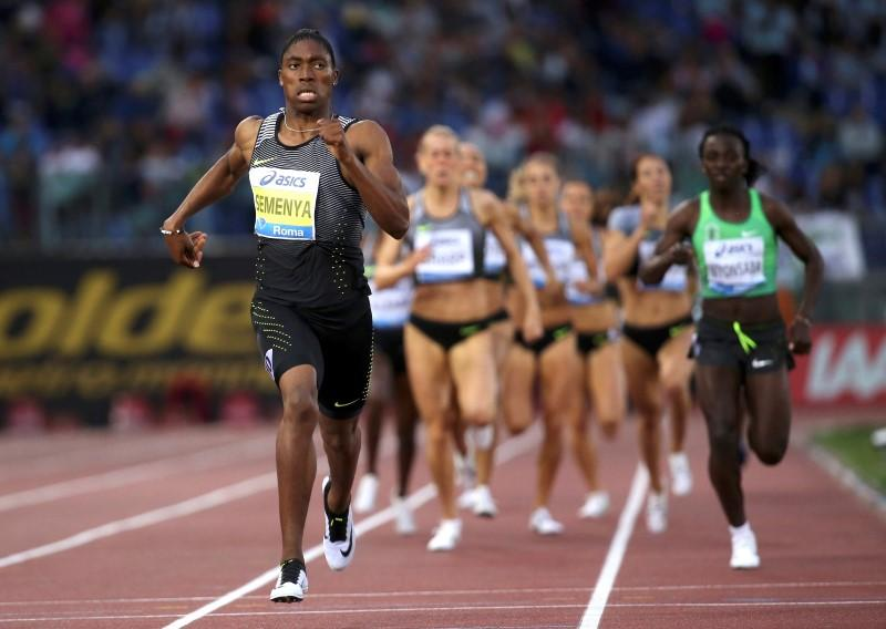 Athletics : Revitalized Semenya braced for more questions