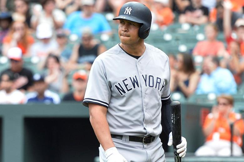 New York Yankees to release Alex Rodriguez, last game on