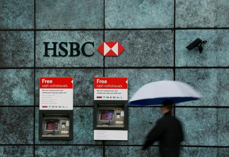 HSBC, StanChart help UK banking index recoup post-Brexit losses