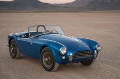 This is the very first Shelby Cobra and will bring big money at the RM Sotheby's auction.