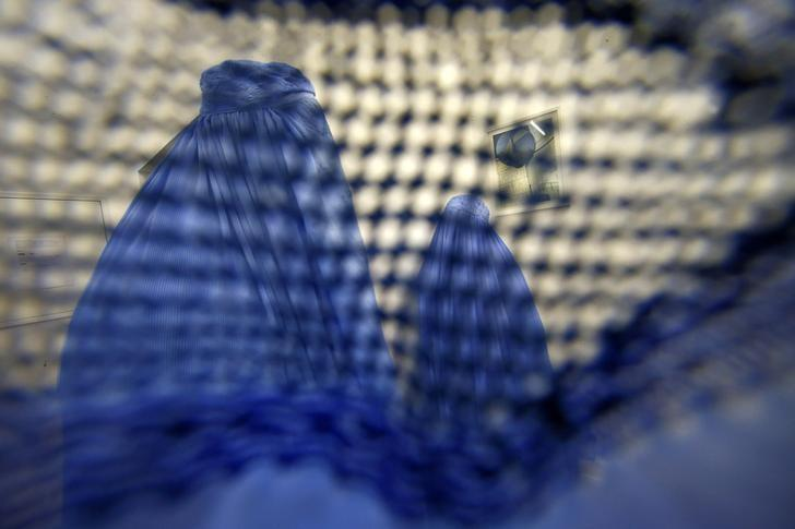 German conservatives call for partial face veil ban