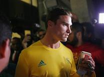 Atletas olímpicos da Austrália deixam delegacia de polícia no Rio de Janeiro 20/08/2016 REUTERS/Ueslei Marcelino