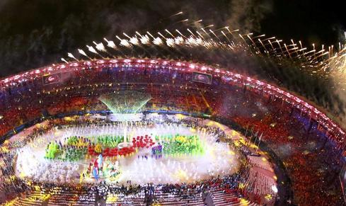 Rio closing ceremony