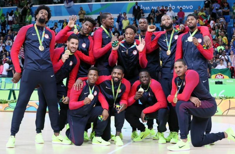 遺憾!盤點還沒有打過奧運會的5大巨星:Leonard需要休息,Curry實在太累了!