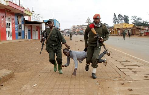 Ethnic tensions flare in Congo
