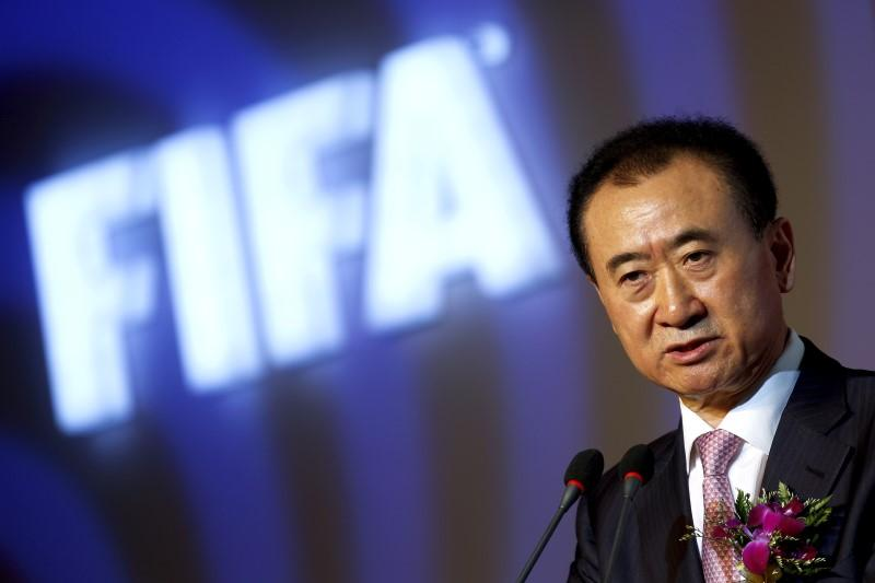 Own goal? China's richest man fires warning on football
