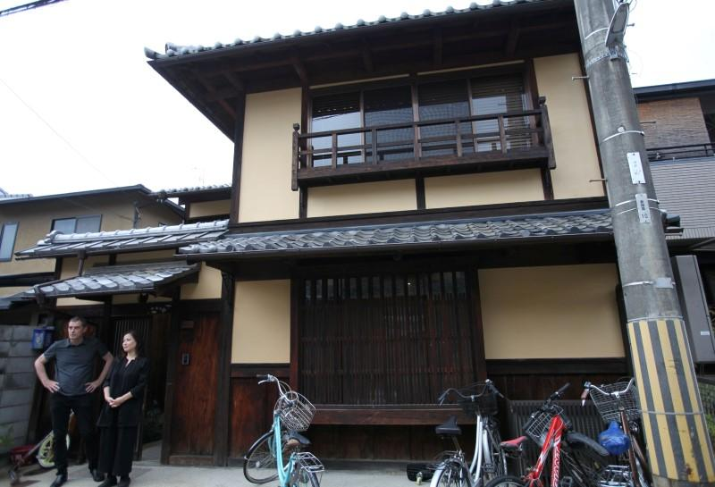 Francois Illas New Tradition: Old Machiya Houses In Japan's Kyoto Given New Lease Of
