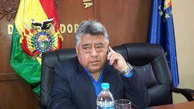 El fallecido viceministro del Interior de Bolivia, Rodolfo Illanes, es visto en una foto sin fecha suministrada por la Presidencia de Bolivia el 25 de agosto de 2016. REUTERS/Presidencia de Bolivia/Entregada a REUTERS