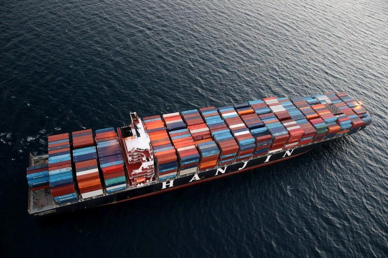 South Korea says tough luck to Hanjin as shipping line sinks