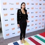 Actress Michelle Rodriguez arrives for the premiere of the film (re) Assignment at TIFF the Toronto International Film Festival in Toronto, September 14, 2016.    REUTERS/Fred Thornhill