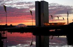 Congresso Brasileiro, em Brasília  29/08/2016 REUTERS/Bruno Kelly