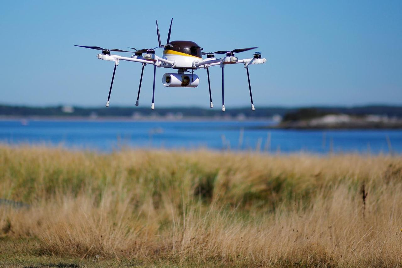 With U S  drone rules set, firms race for flight data - Reuters