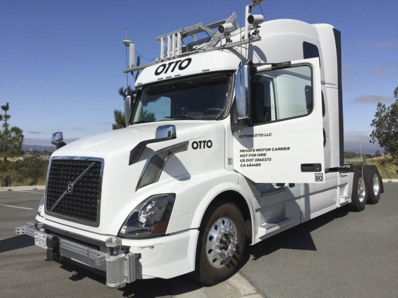 Exclusive: Uber to move freight, target trucking for the