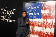 "Actor Nate Parker attends the premiere of ""The Birth of a Nation"" in Hollywood, California September 21, 2016. REUTERS/Jonathan Alcorn"
