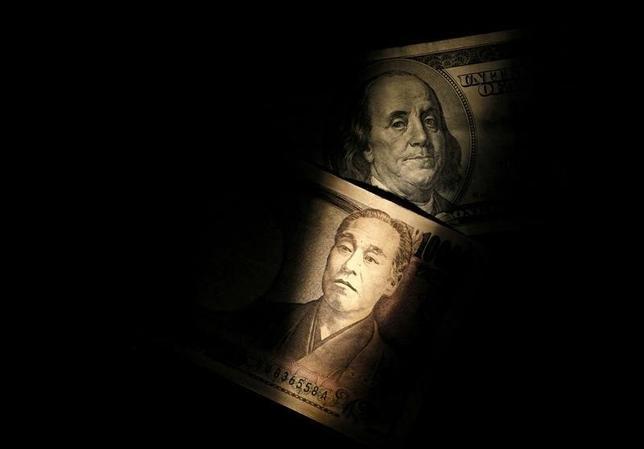 10月3日、今週の外為市場では、米国の主要経済指標、原油価格動向、20カ国・地域(G20)財務相・中央銀行総裁会議、日銀短観などが注目されている。2013年2月撮影(2016年 ロイター/Shohei Miyano/Illustration/File Photo)