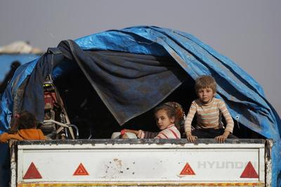 Escaping Islamic State