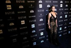 Kim Kardashian attends Harper's Bazaar's celebration of 'ICONS By Carine Roitfeld' at The Plaza Hotel during New York Fashion Week in Manhattan, New York, U.S., September 9, 2016.  REUTERS/Andrew Kelly - RTSN2R2