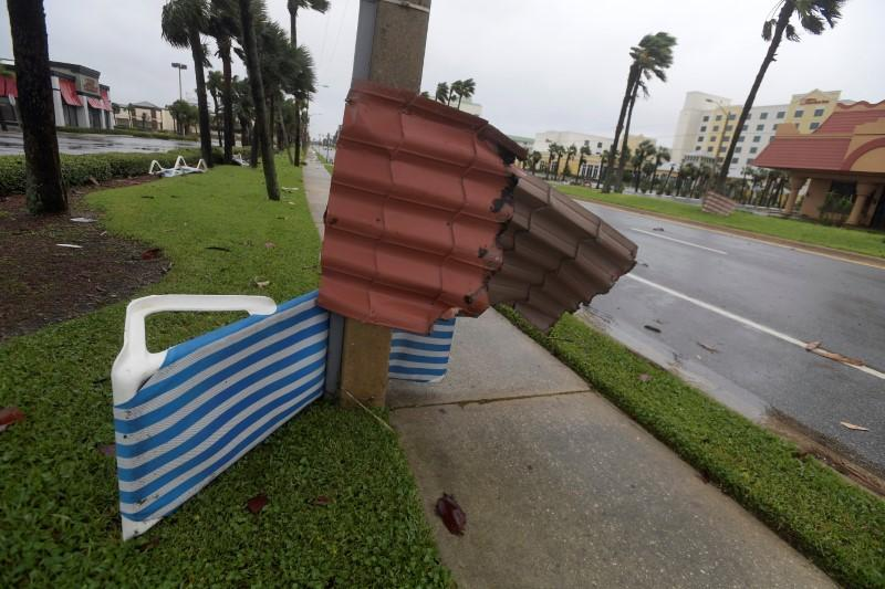 Matthew Wallops Florida S Daytona Beach It Took Our Roof